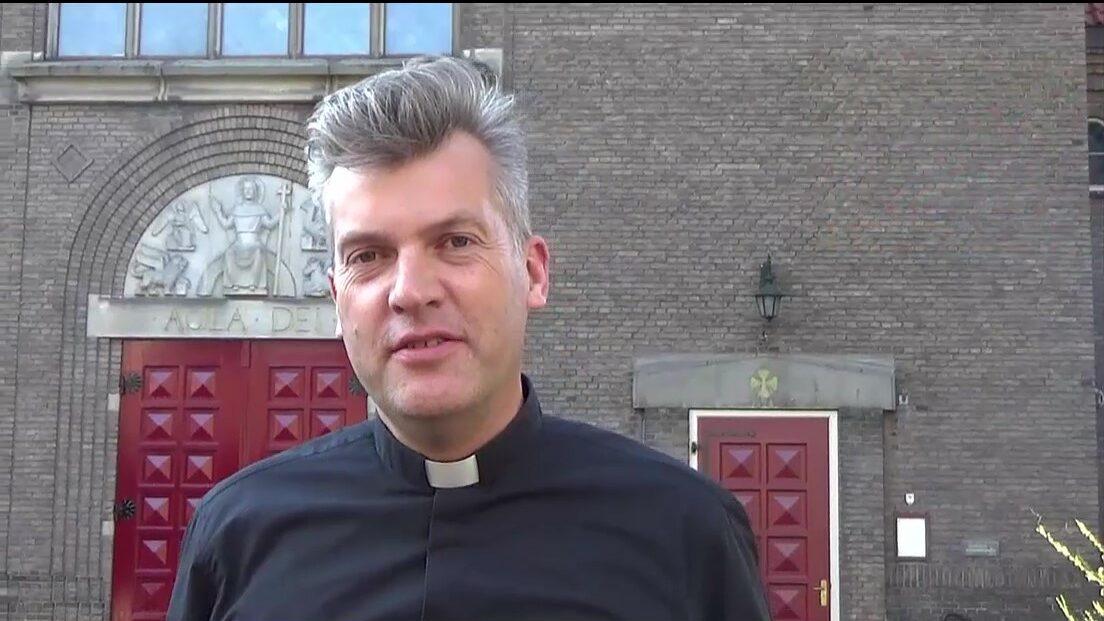 Henry ten Have, priester in Wageningen