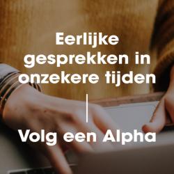 Online Alpha Nederlands